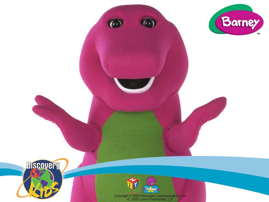 Image For > Barney Dinosaur Wallpapers