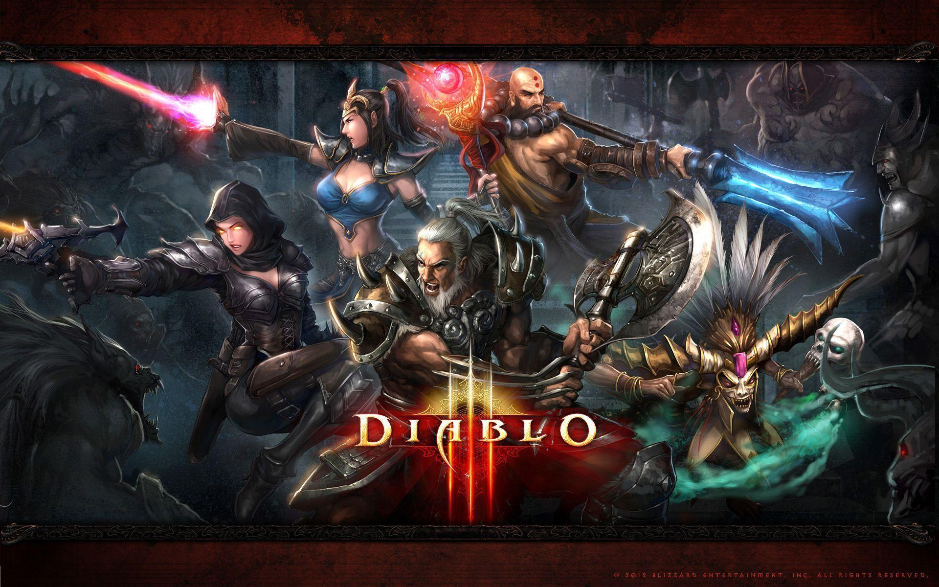 Diablo 3 Hd 3 Wallpapers and Backgrounds