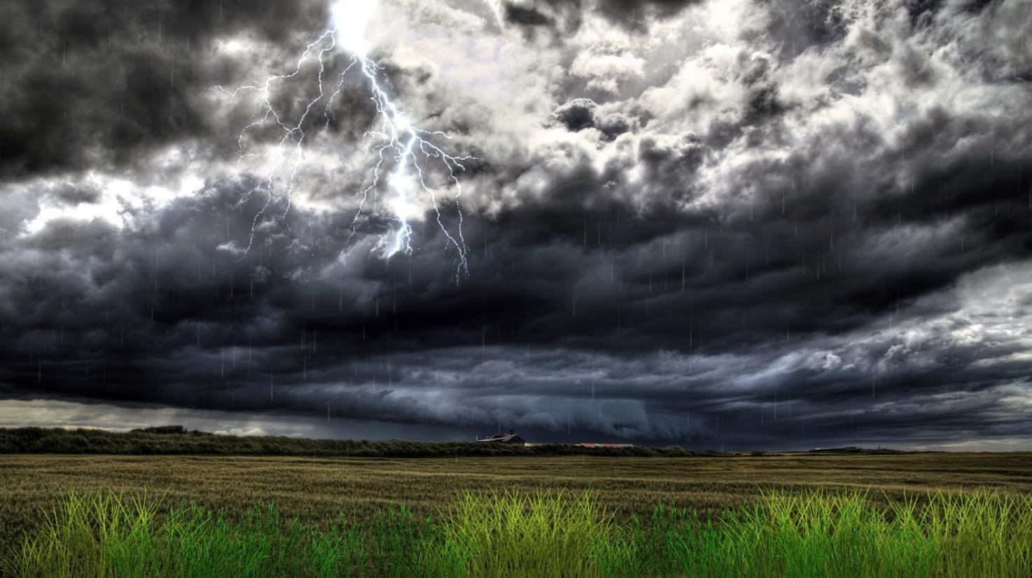 Thunderstorms Wallpapers Wallpaper