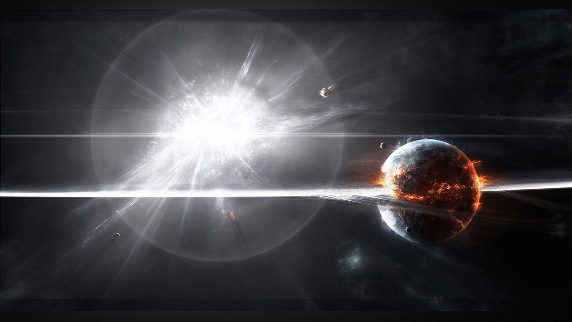 exploding planets wallpapersfor laptops - photo #4