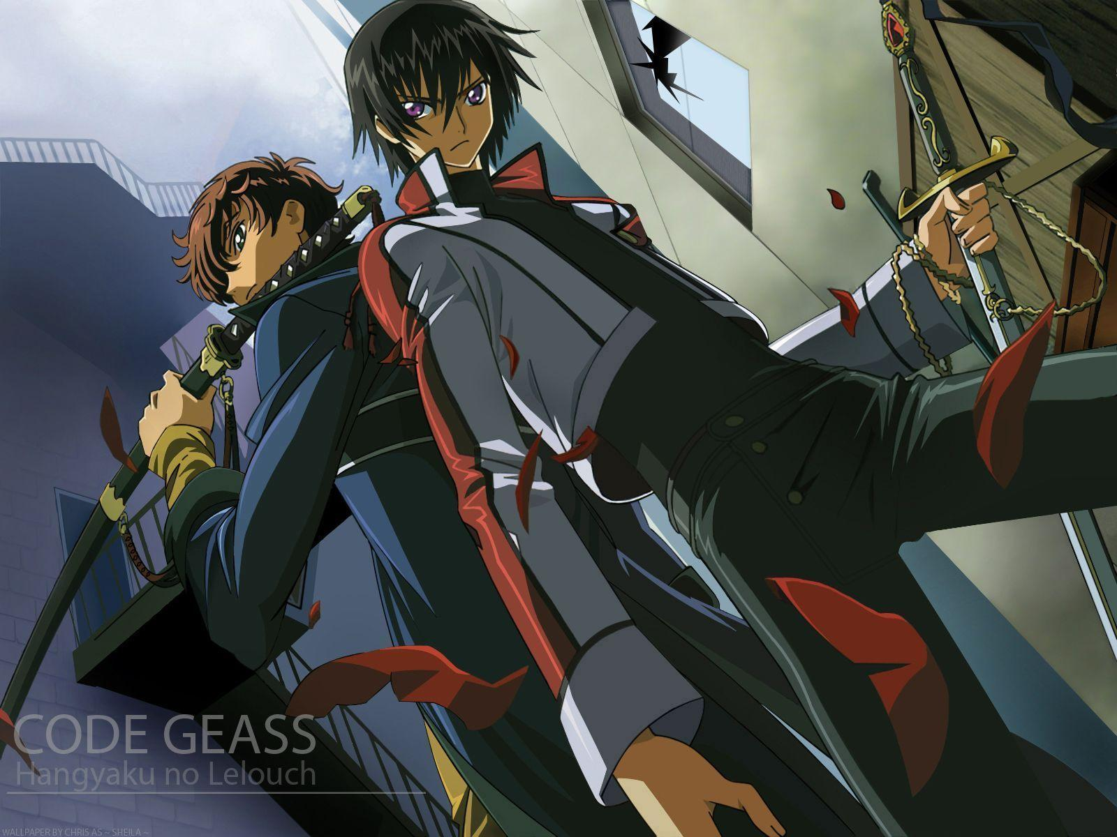Code Geass Lelouch Wallpapers Image & Pictures