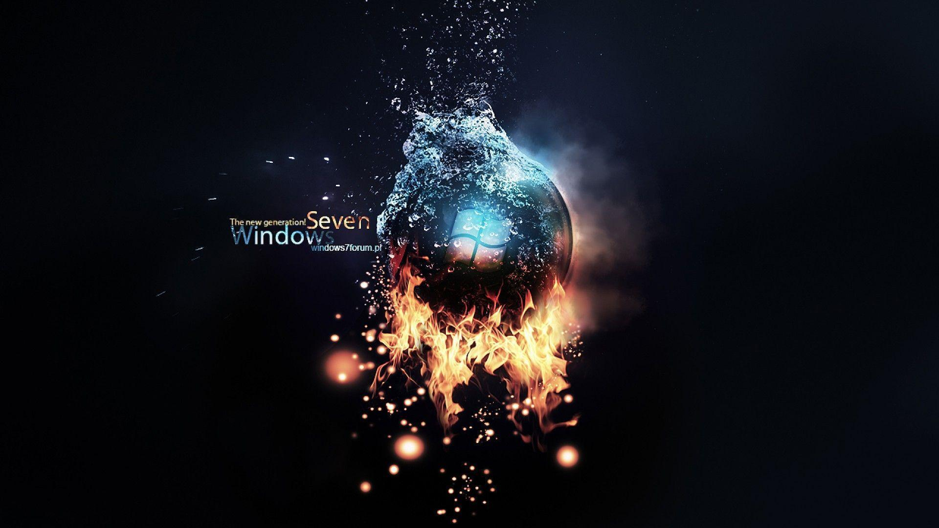 10 New Windows 8 Wallpaper Hd 3d For Desktop Full Hd 1920: Windows 7 Wallpapers 1920x1080