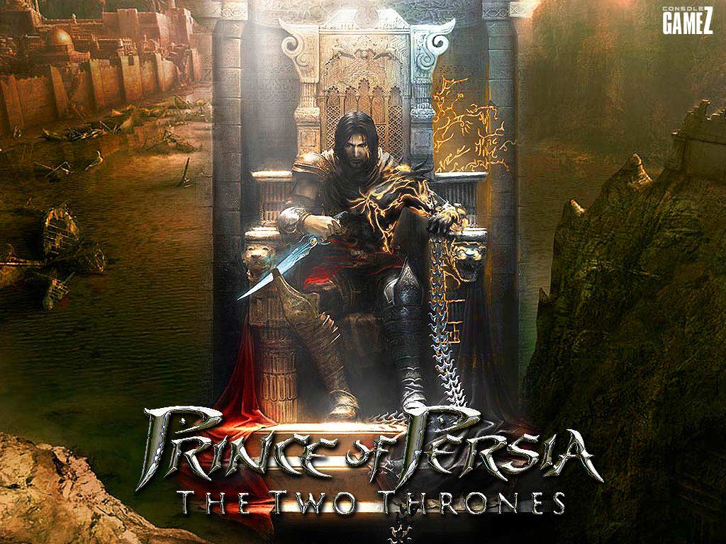 Prince of persia the two thrones full working crack file free