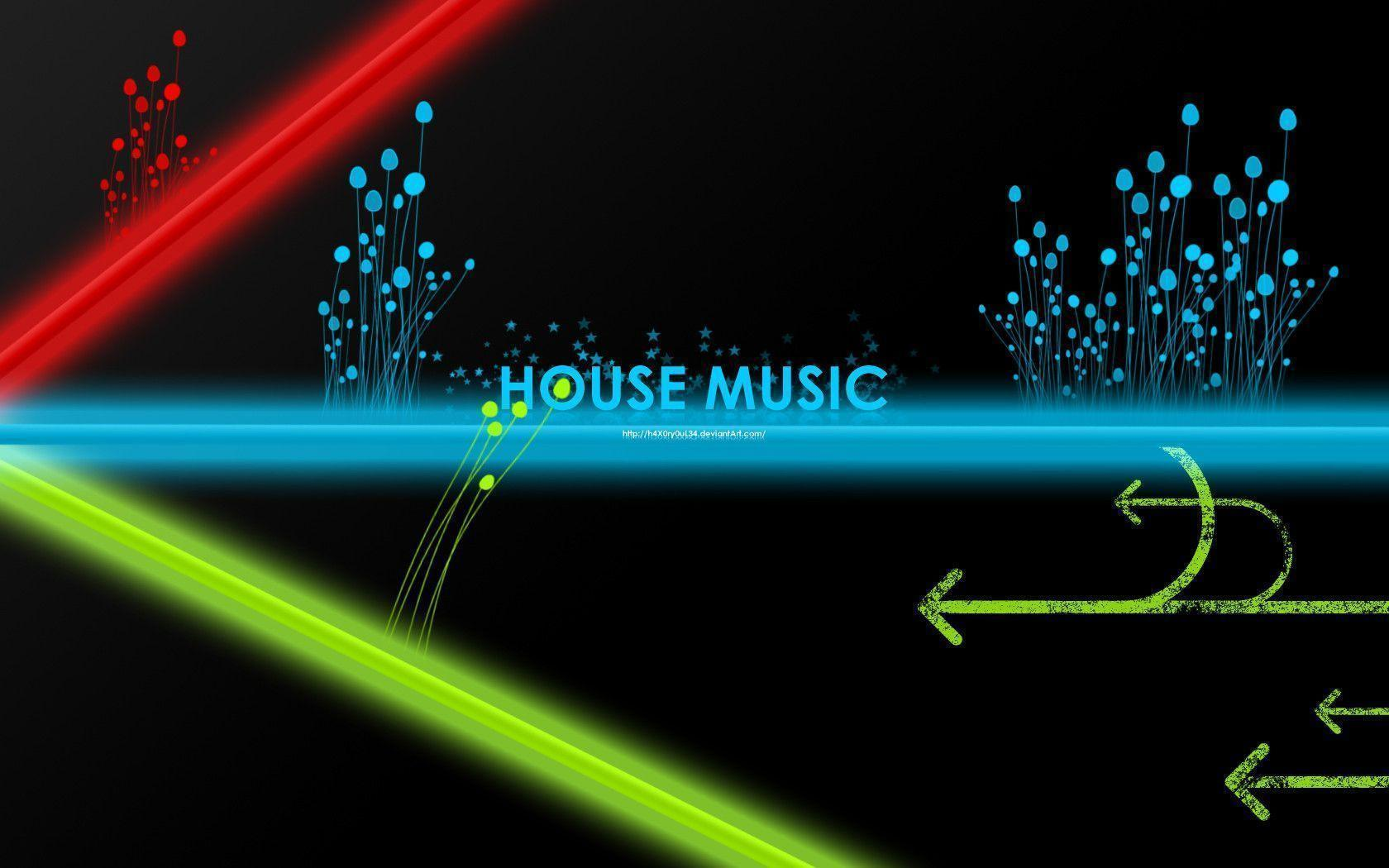 Wallpapers House Music