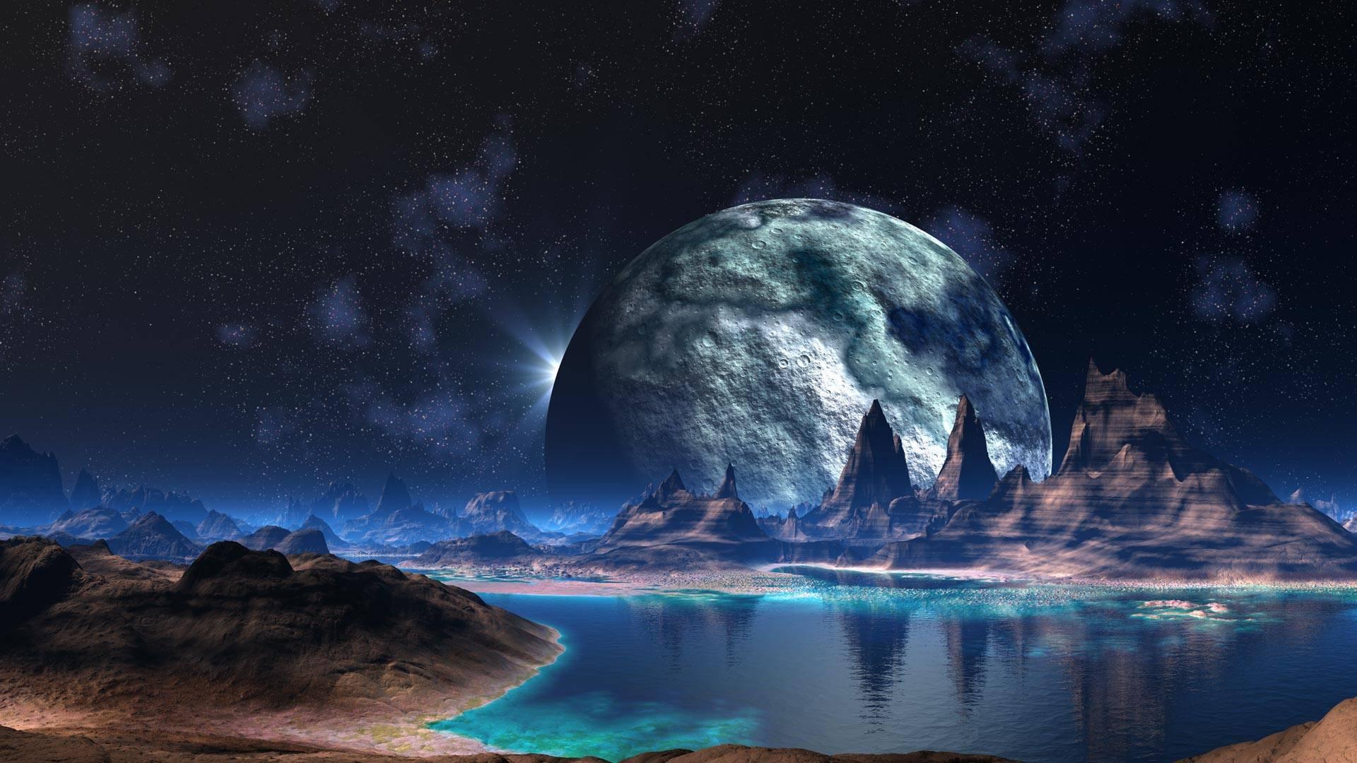 sci fi backgrounds - photo #22