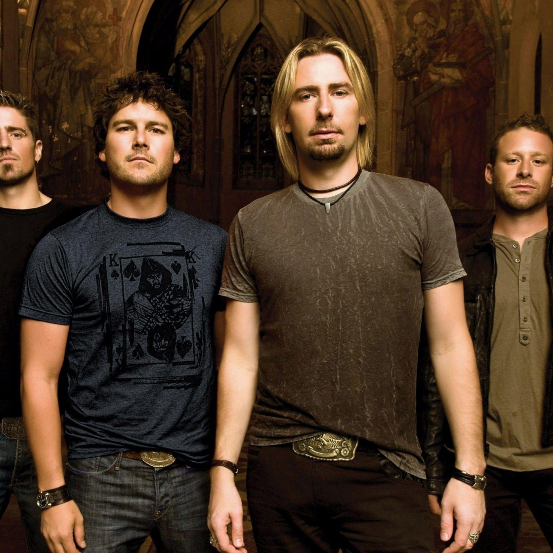 Nickelback iPad Wallpapers HD