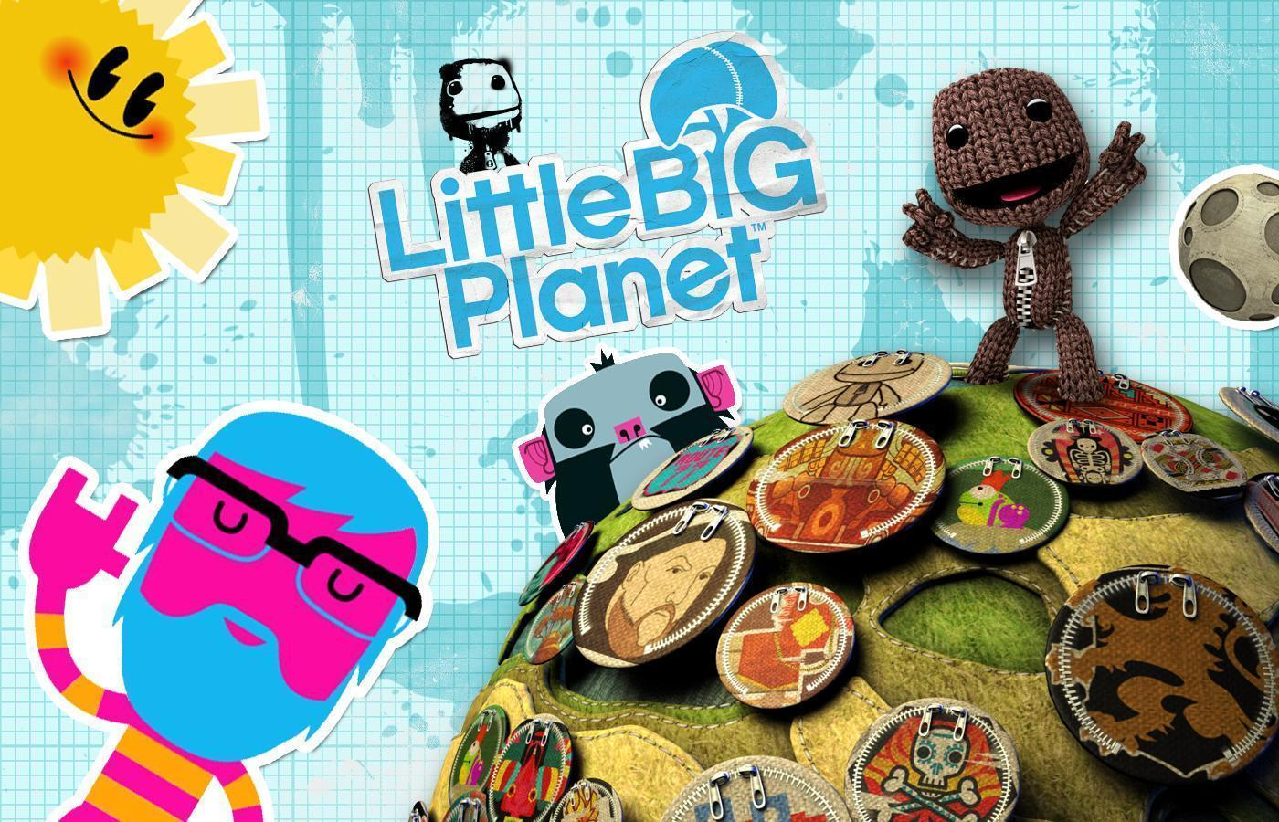 Little Big Planet Wallpaper: Wallpaper Cave