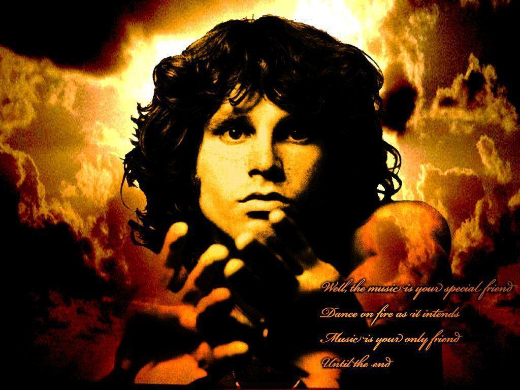 Image For > Jim Morrison Wallpapers Iphone