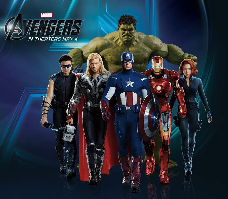 Creative Avengers The Team Hd Wallpapers High Definition