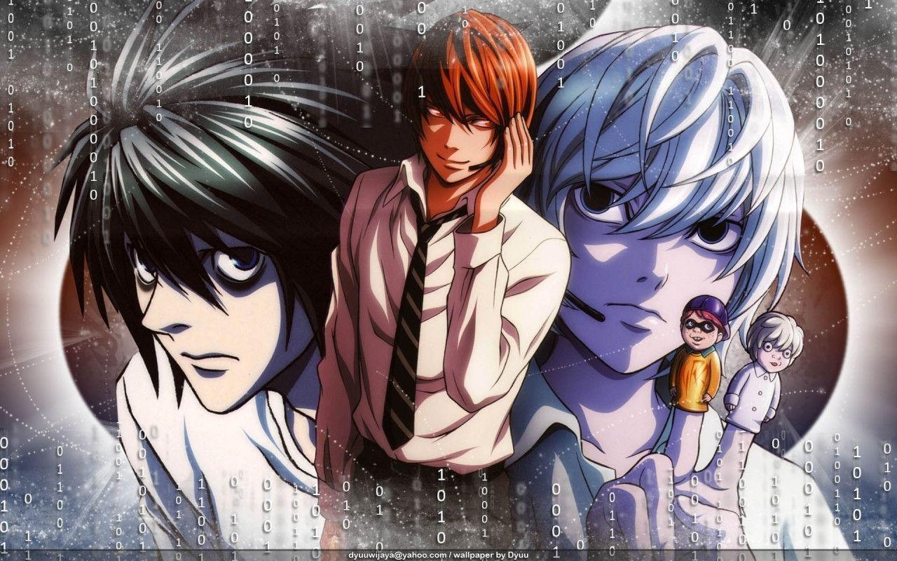 Near Death Note Wallpapers Wallpaper Cave