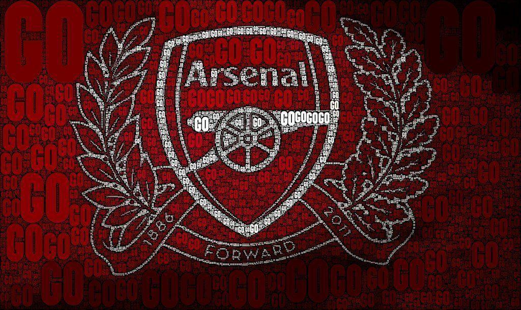 Fantastic Arsenal 125 Years Anniversary Logo HD Wallpaper Picture ...