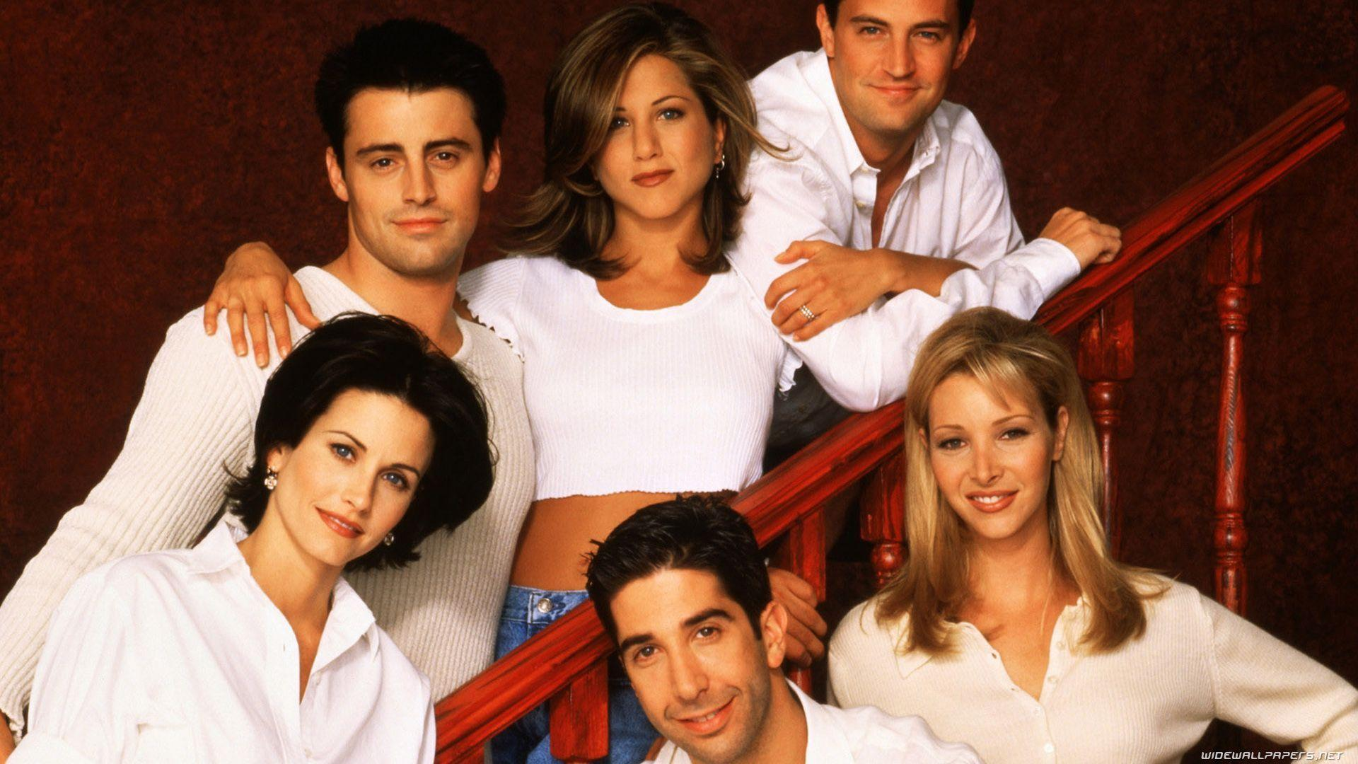 Friends Wallpapers HD characters comedy series