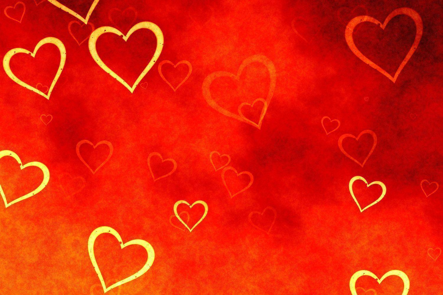 heart love red background - photo #37