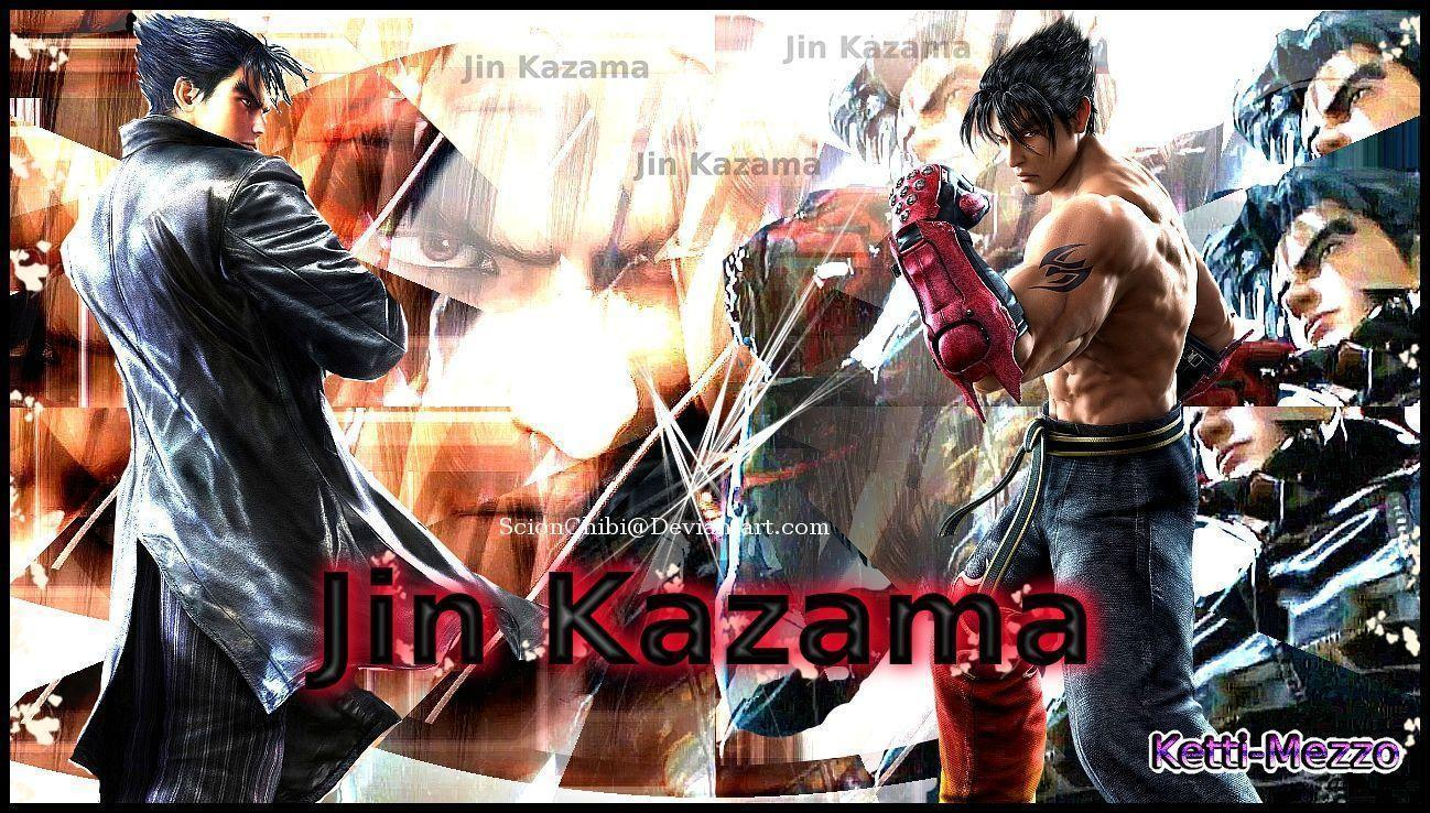 Wallpapers Of Jin Kazama In Tekken 6 - Wallpaper Cave