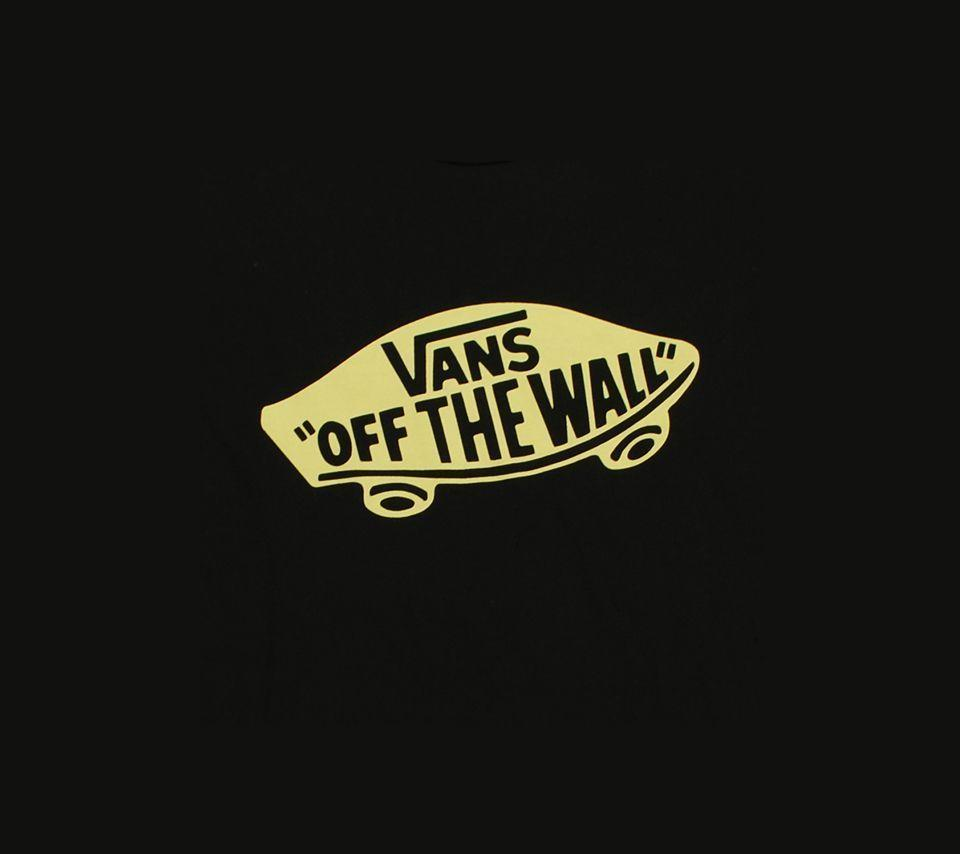 Wallpapers For > Vans Logo Wallpaper