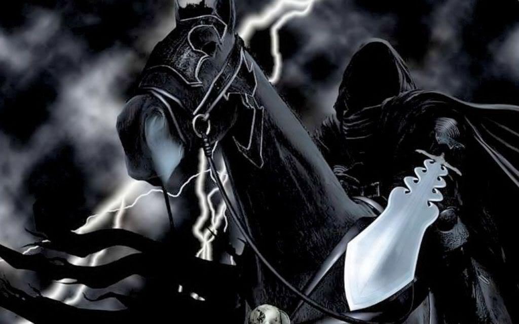 Grim Reaper Desktop Backgrounds Wallpaper Cave