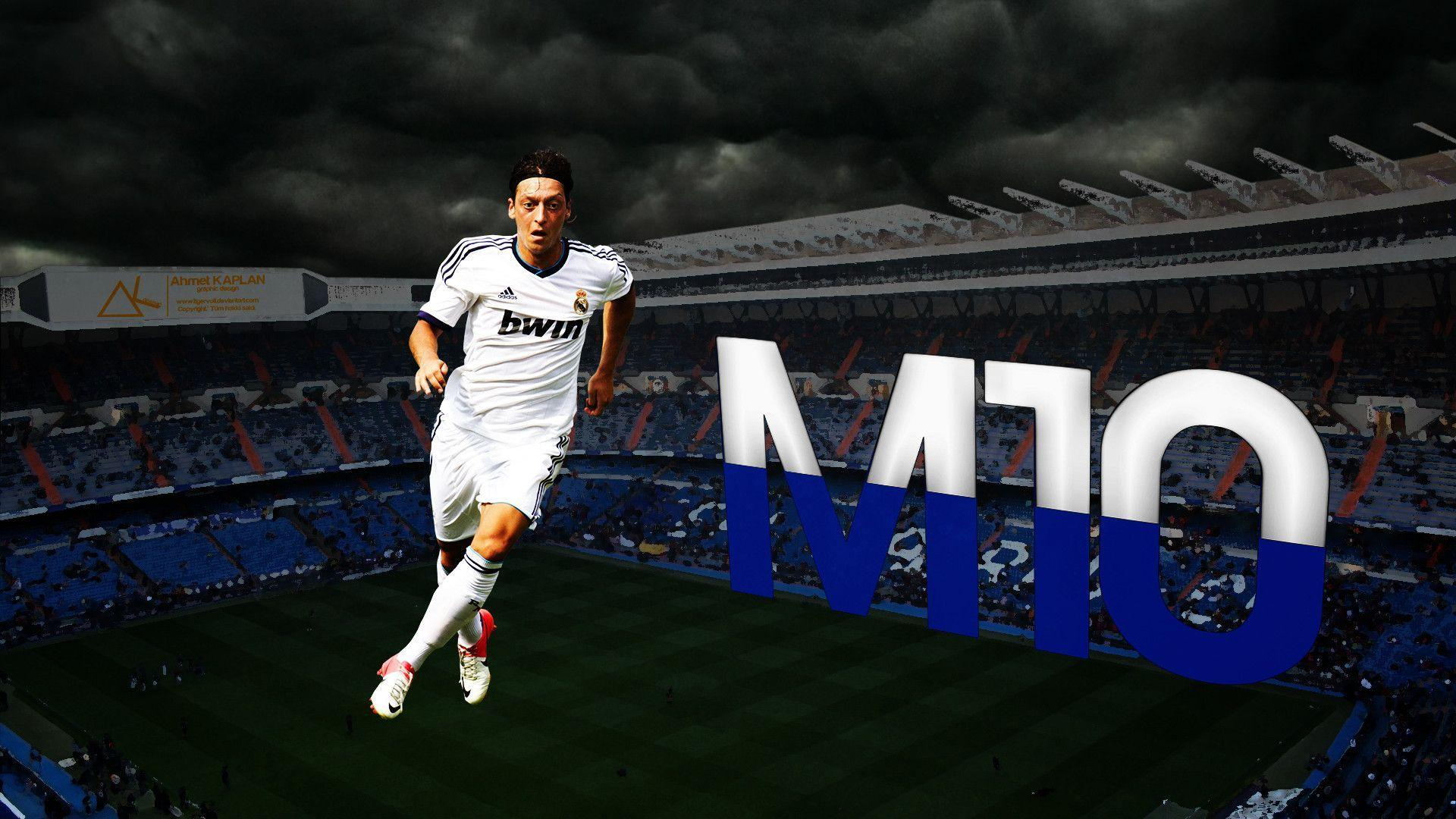 Mesut Ozil Wallpapers by tigervolt