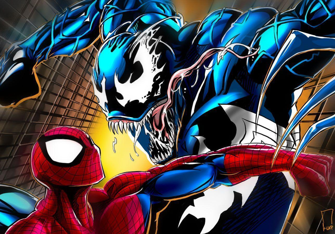 Spider Man Venom Wallpapers Wallpaper Cave