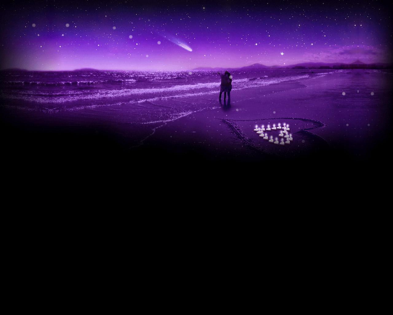 Purple Love Wallpaper: Purple Love Wallpapers
