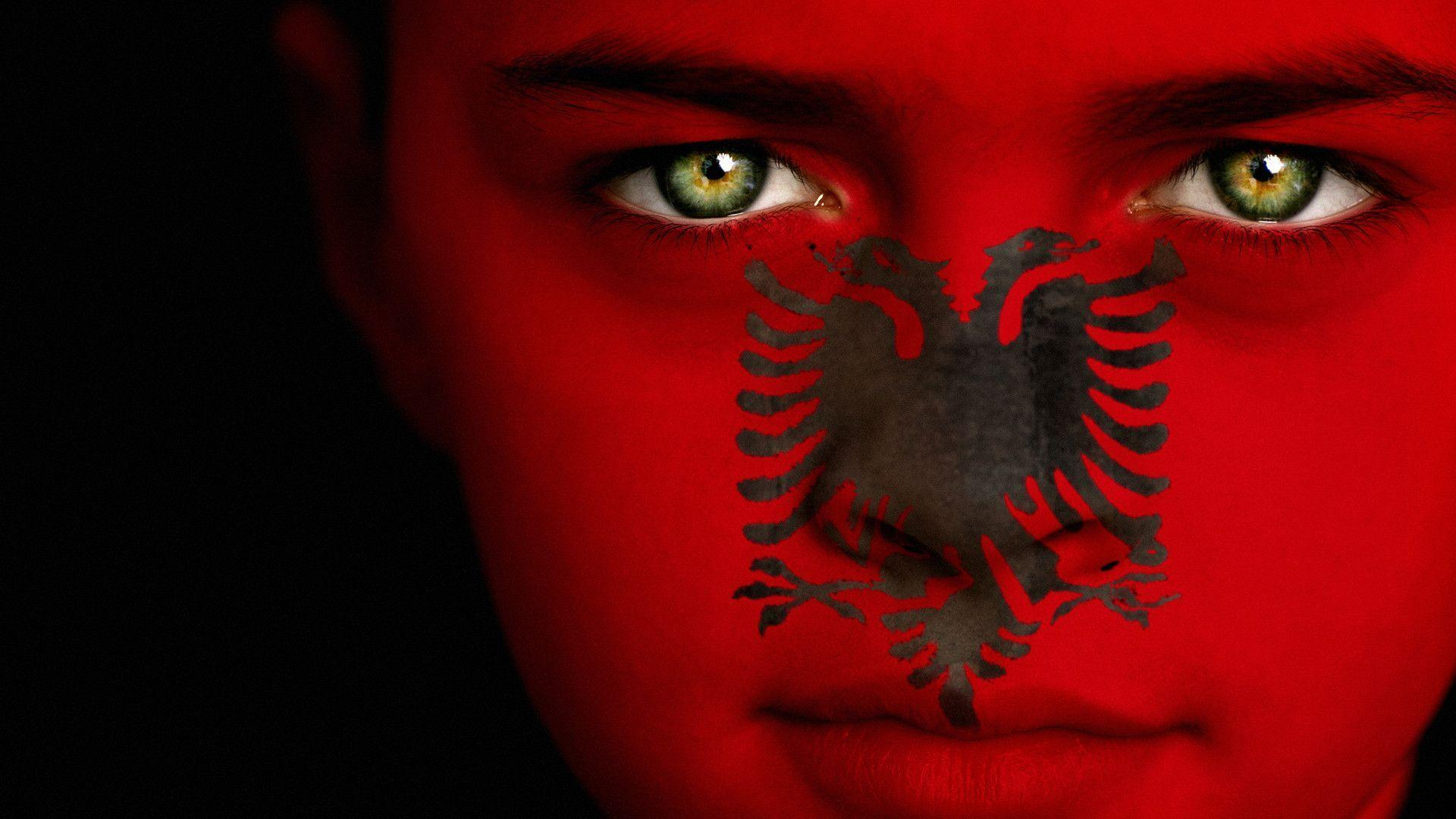 Albania Flag Tumblr