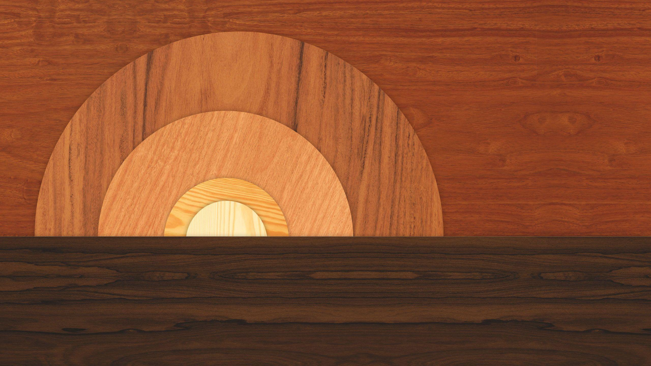 Give Your Desktop A Wooden Finish With These Wallpapers
