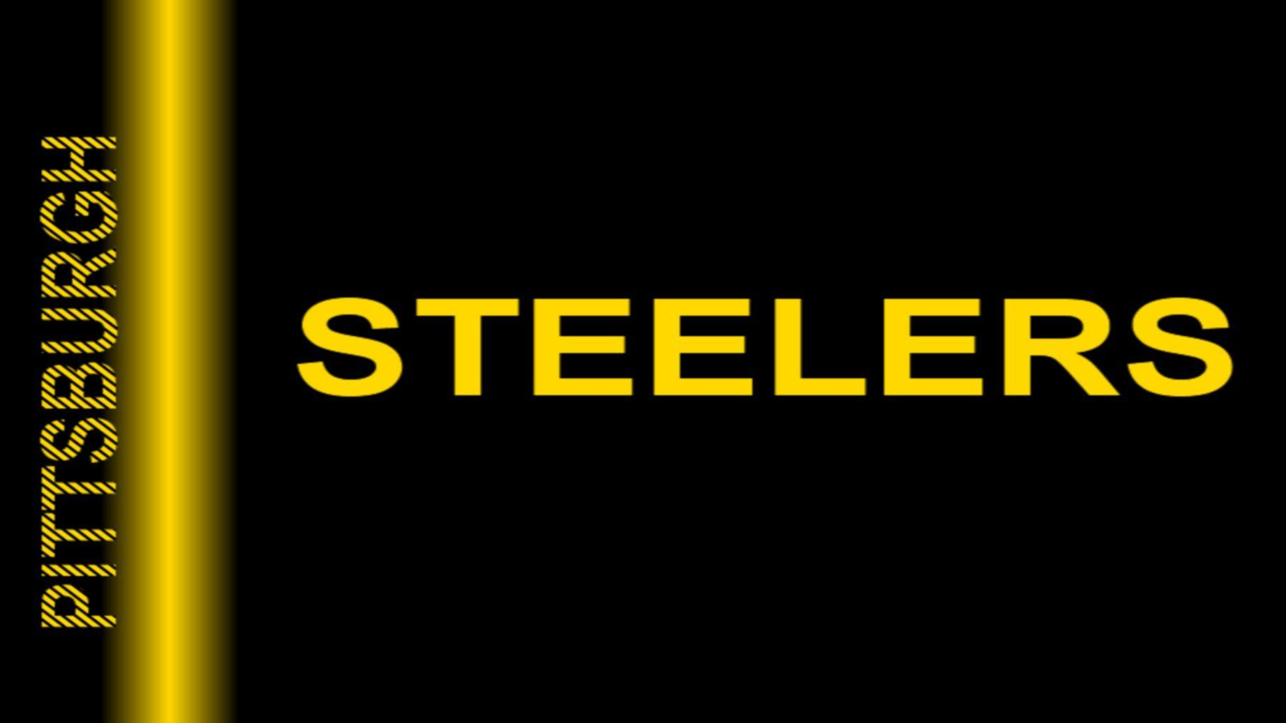 Pittsburgh Steelers Logo Wallpaper: Pittsburgh Steelers Backgrounds