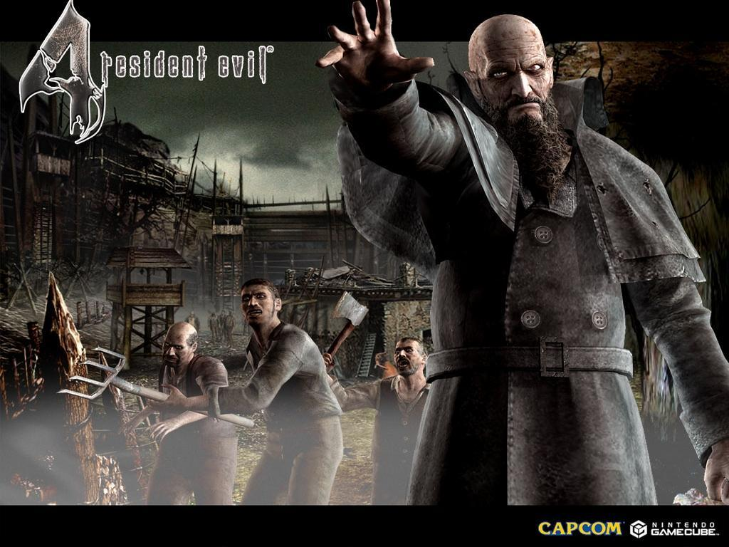 Las Mejores Wallpapers Resident Evil 4