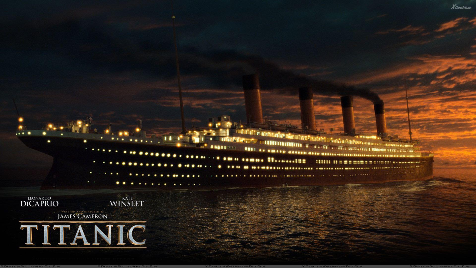 Titanic Ship Wallpapers - Wallpaper Cave