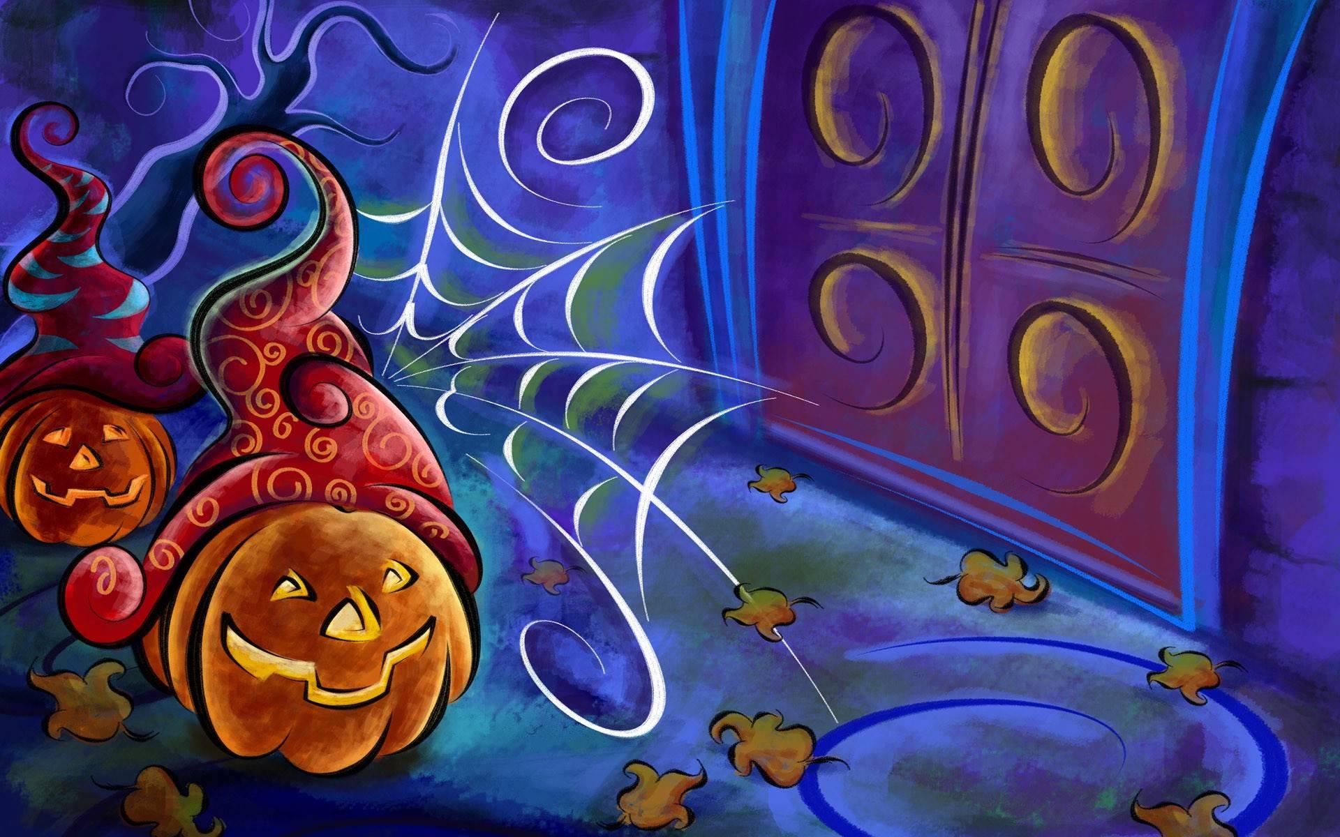 Halloween Wallpapers Screensavers - Wallpaper Cave