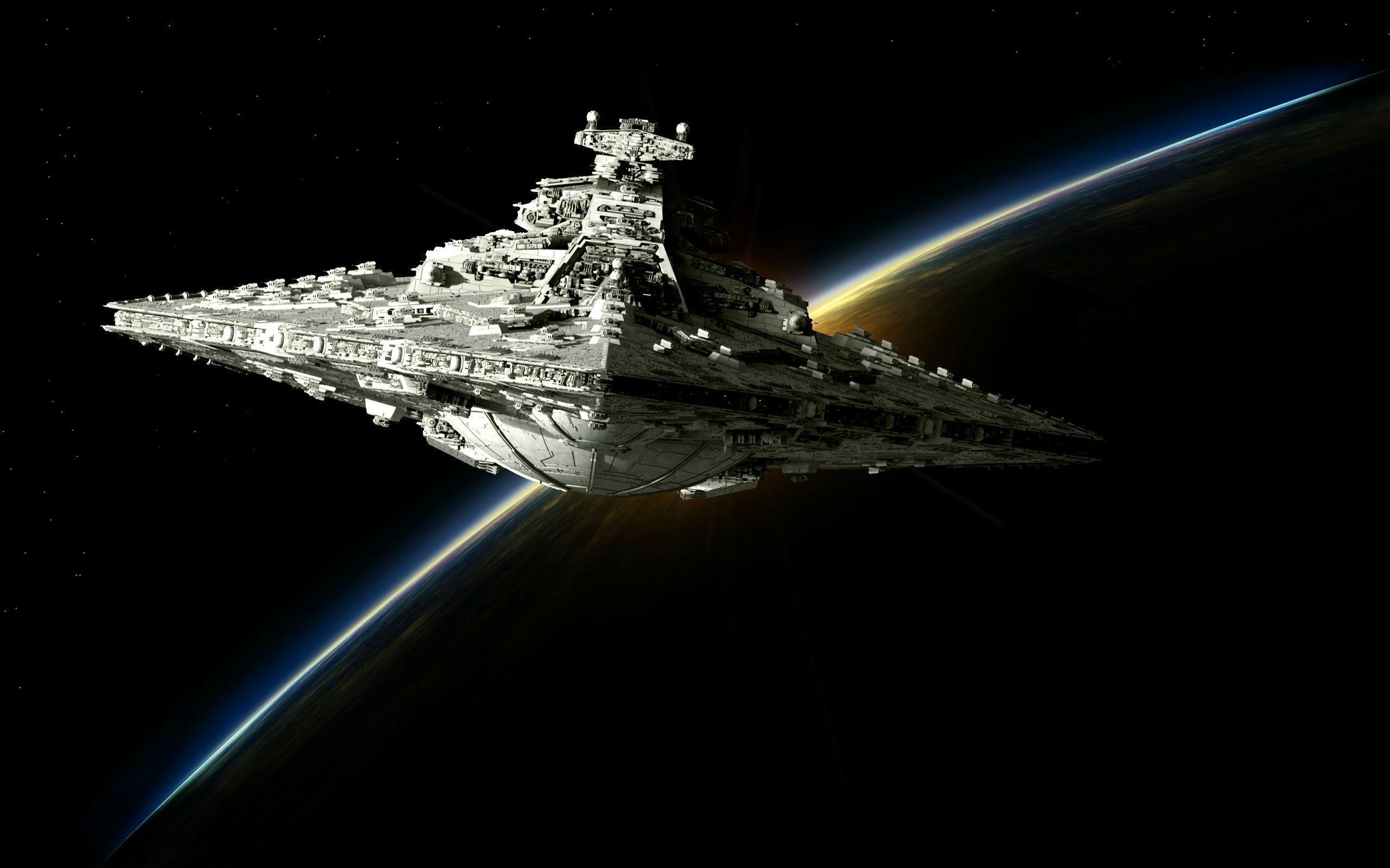 Imperial Star Destroyer [2560x1600] : wallpapers