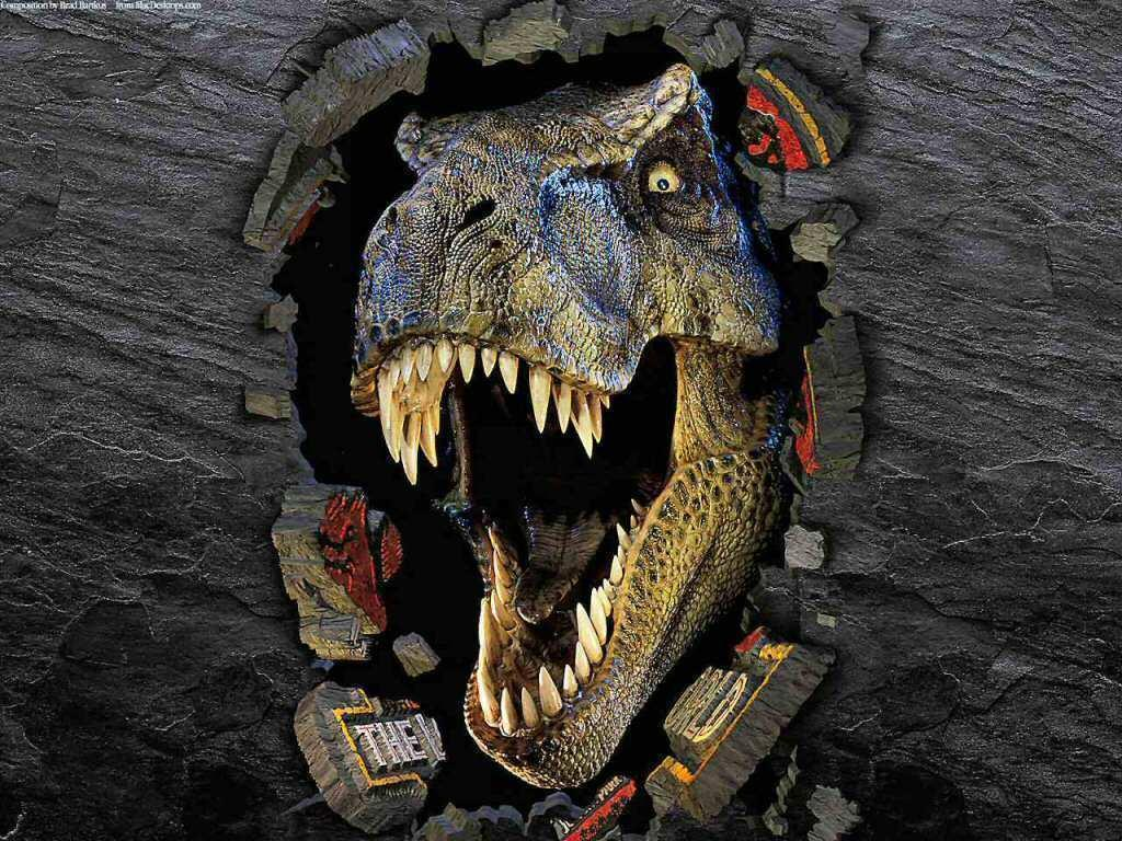 Wallpapers Tyrannosaurus Rex - Wallpaper Cave