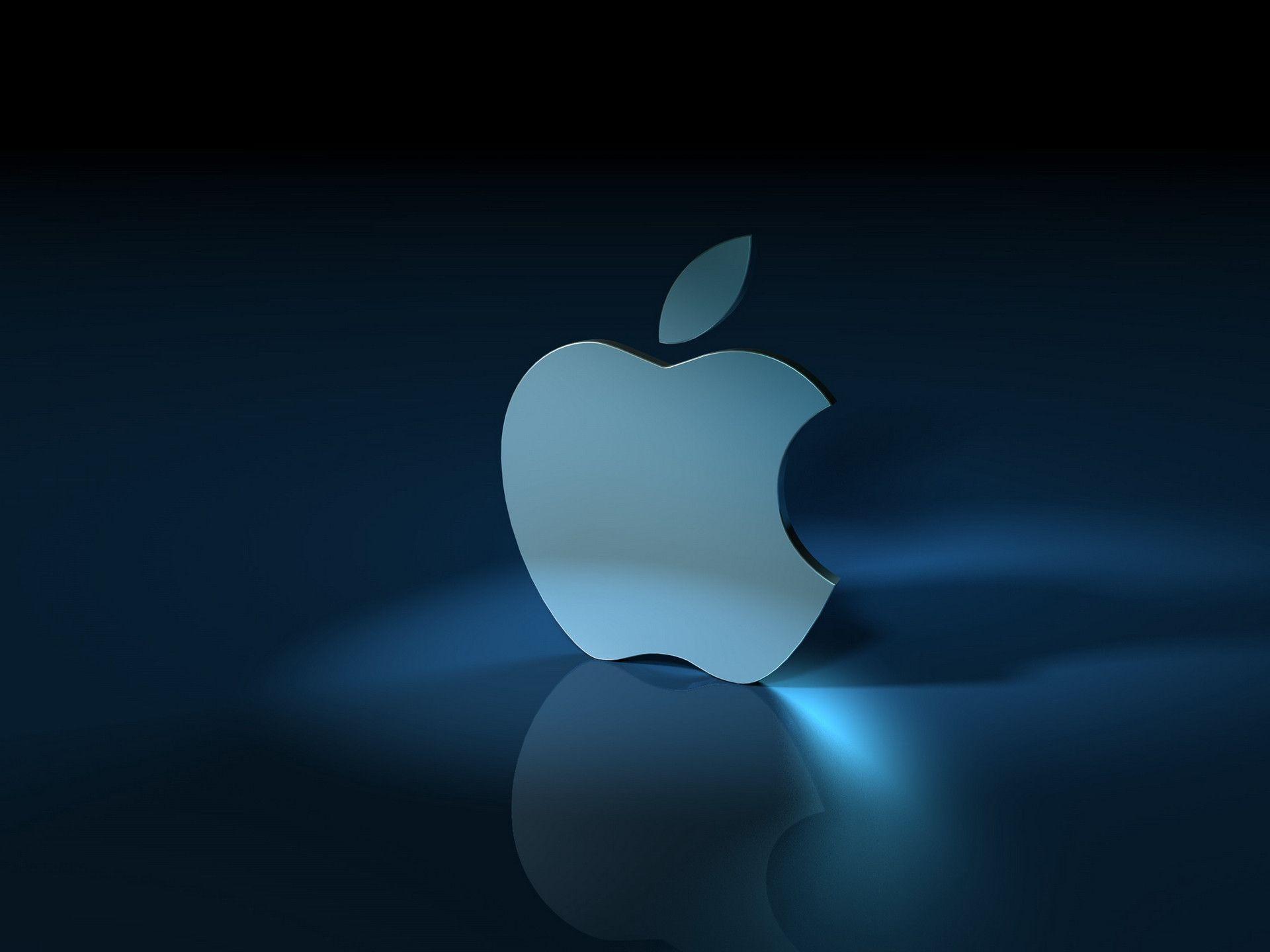 Wallpaper download apple - 3d Apple Logo Wallpaper Wallpaper Download