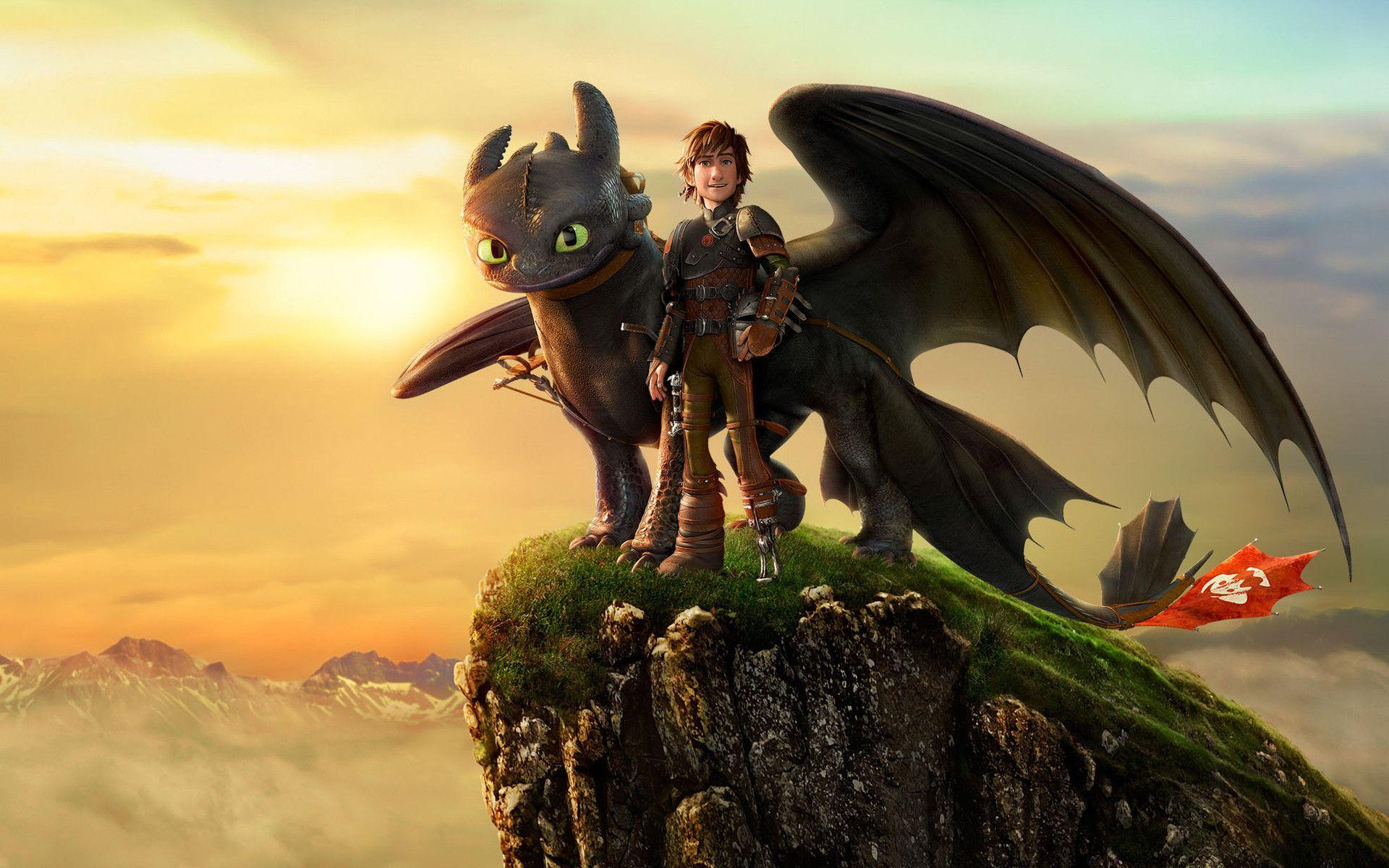 how to train your dragon - 1400×700