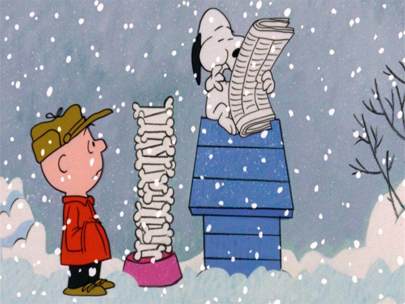 Image For > Charlie Brown Christmas Desktop Backgrounds Free