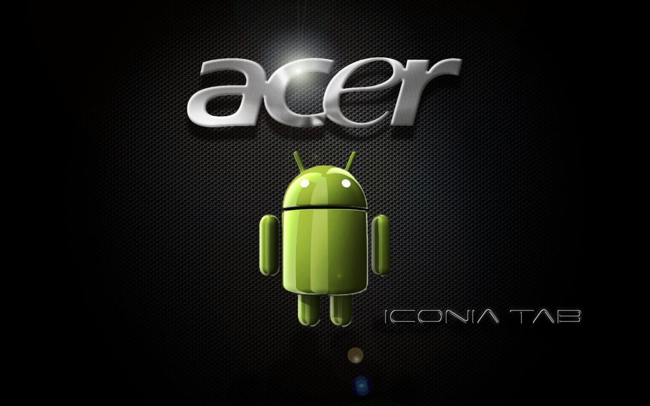 Acer Iconia wallpapers