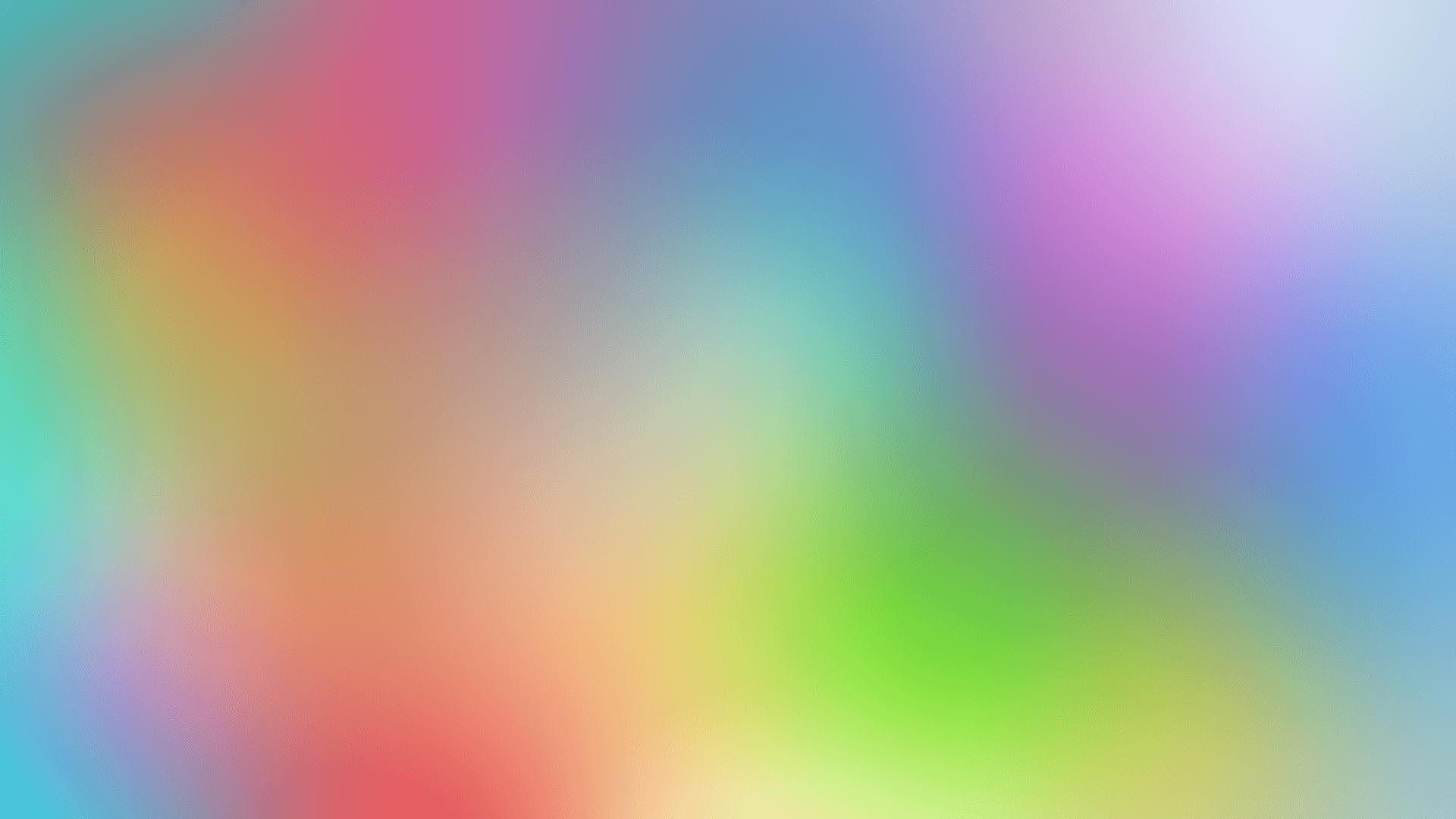 Bright colorful wallpaper