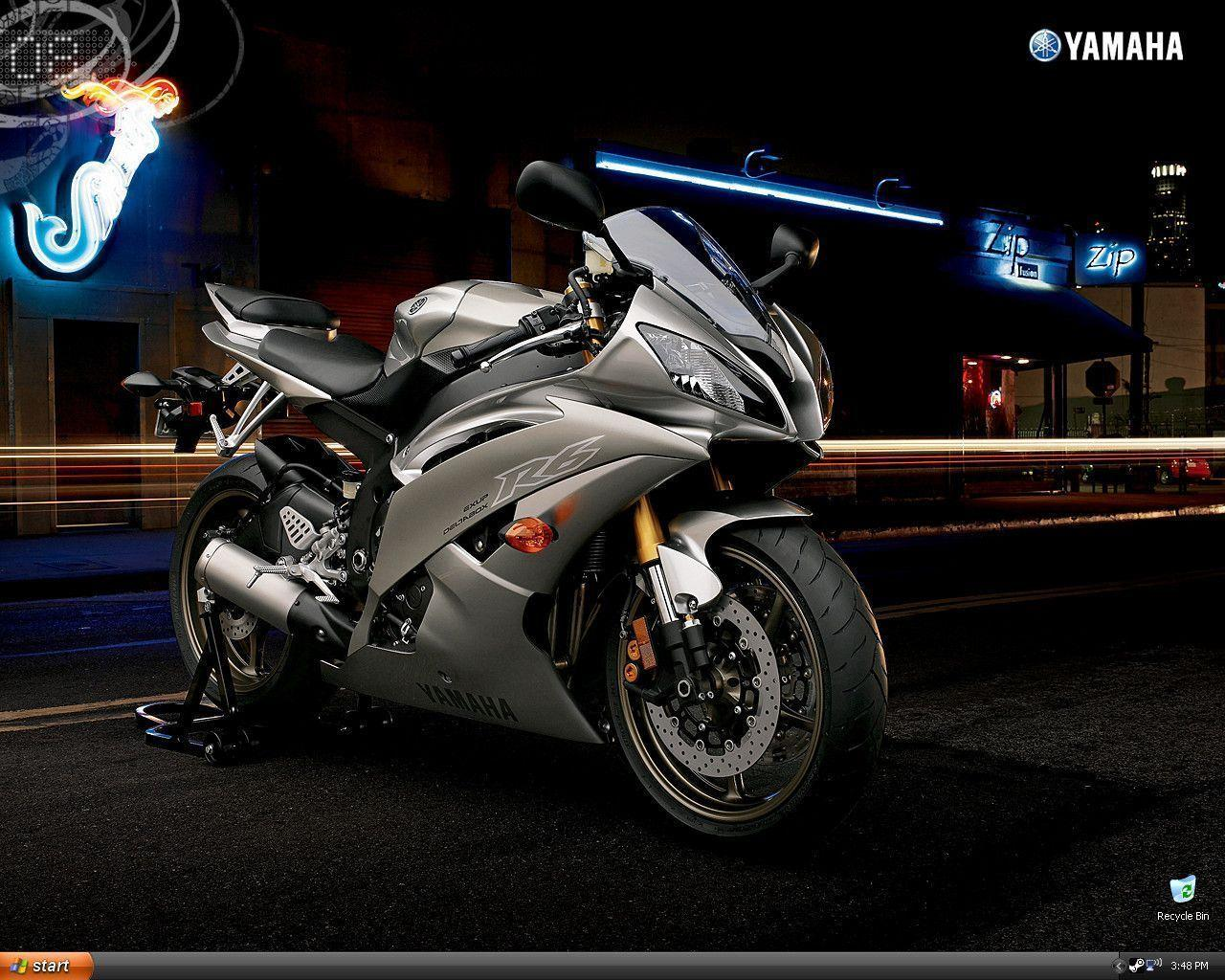 Yamaha R6 Wallpapers by glennxcore