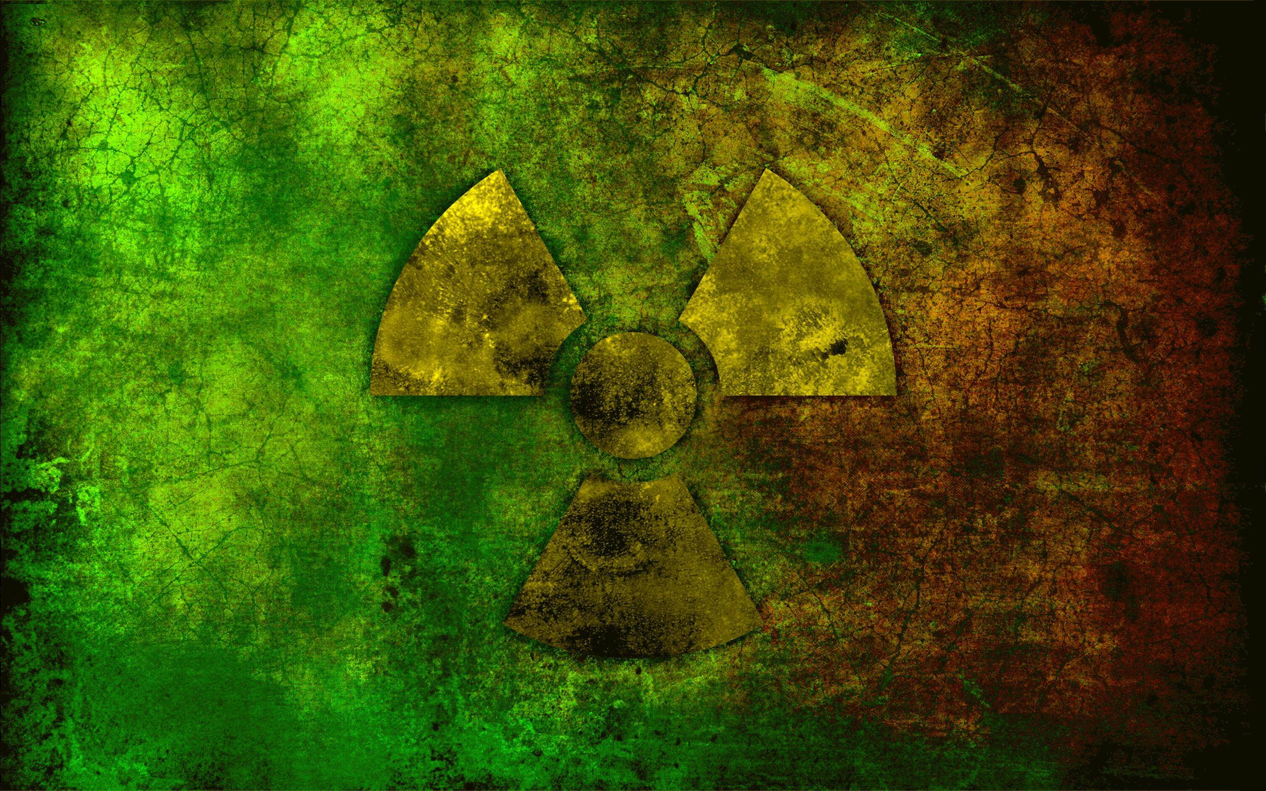 Pix For > Cool Radiation Symbol Wallpaper