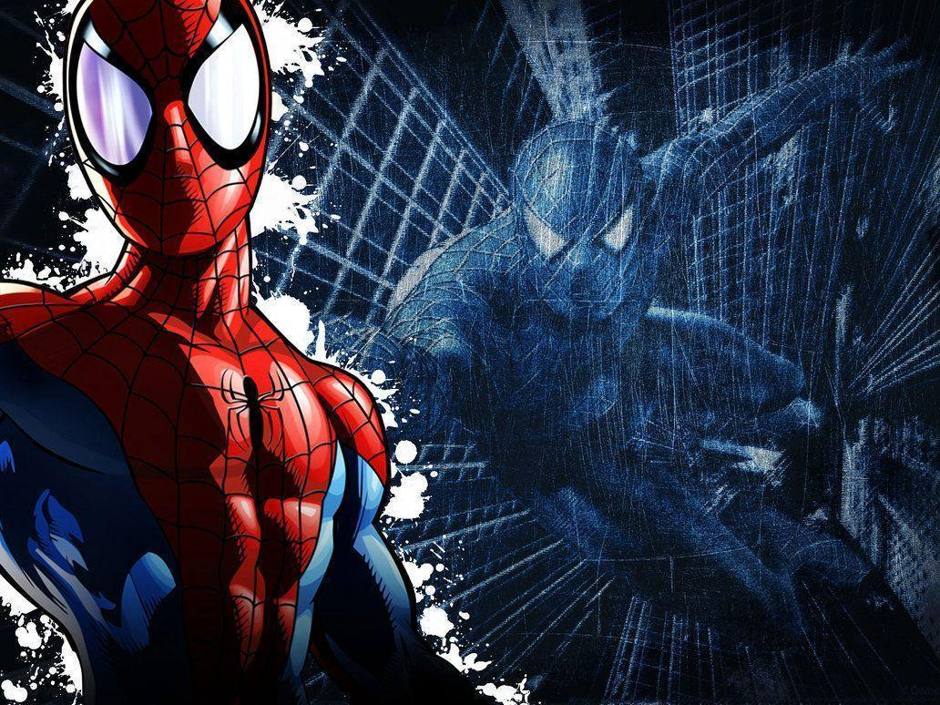 Wallpapers For > Marvel Spiderman Wallpapers