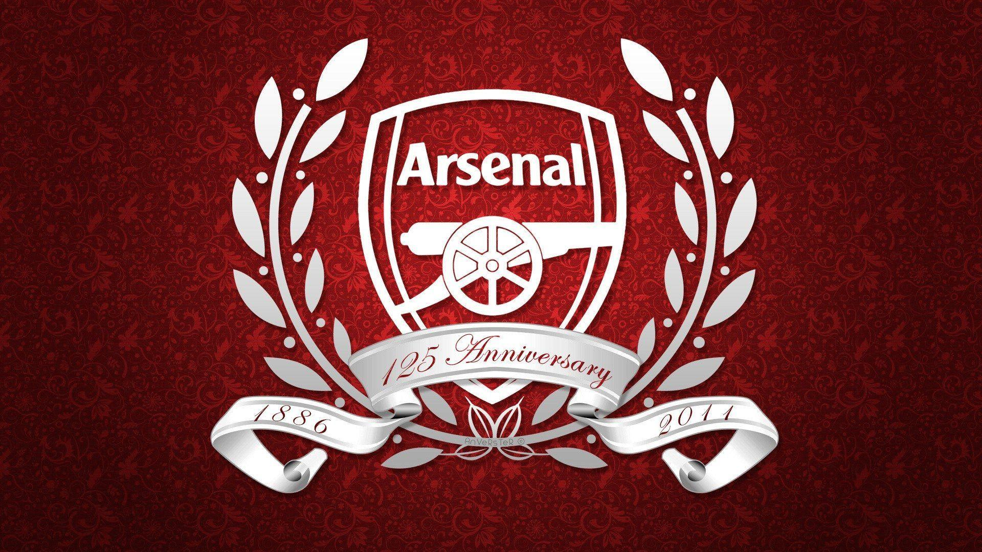 Download Arsenal FC Logo HD Wallpaper #7533 (5386) Full Size | SpotIMG