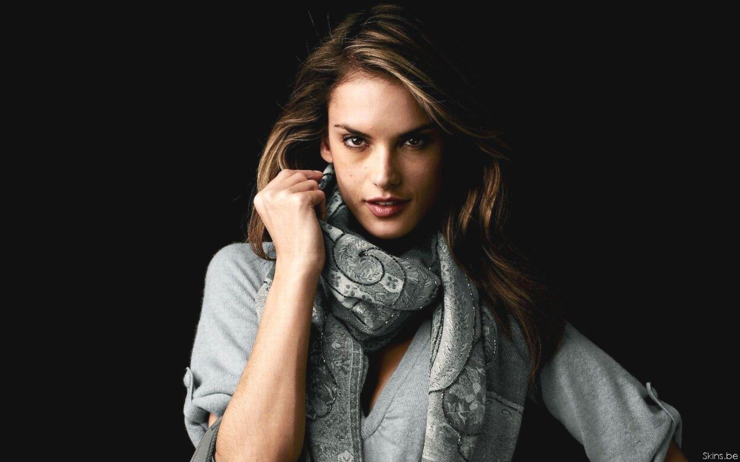 The Images Of Alessandra Ambrosio 1440x900 HD Wallpaper
