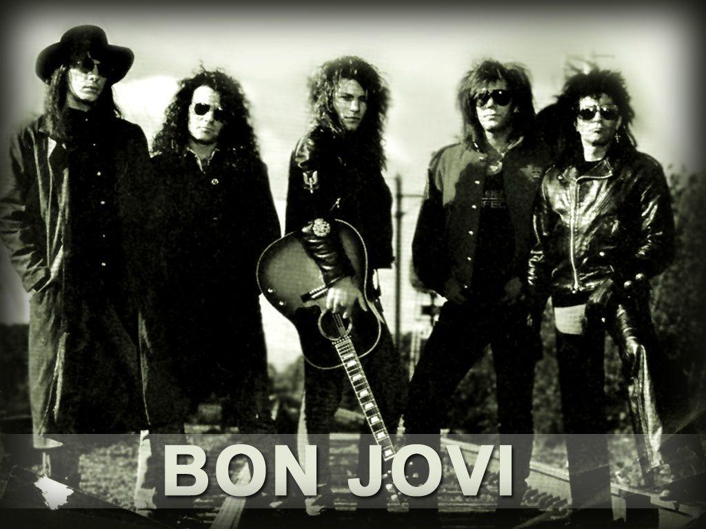 Bon jovi wallpapers wallpaper cave for Best 80s house music
