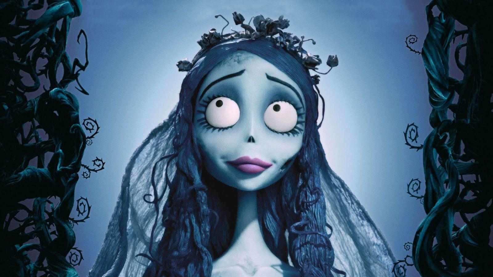 corpse bride movie wallpapers - photo #15