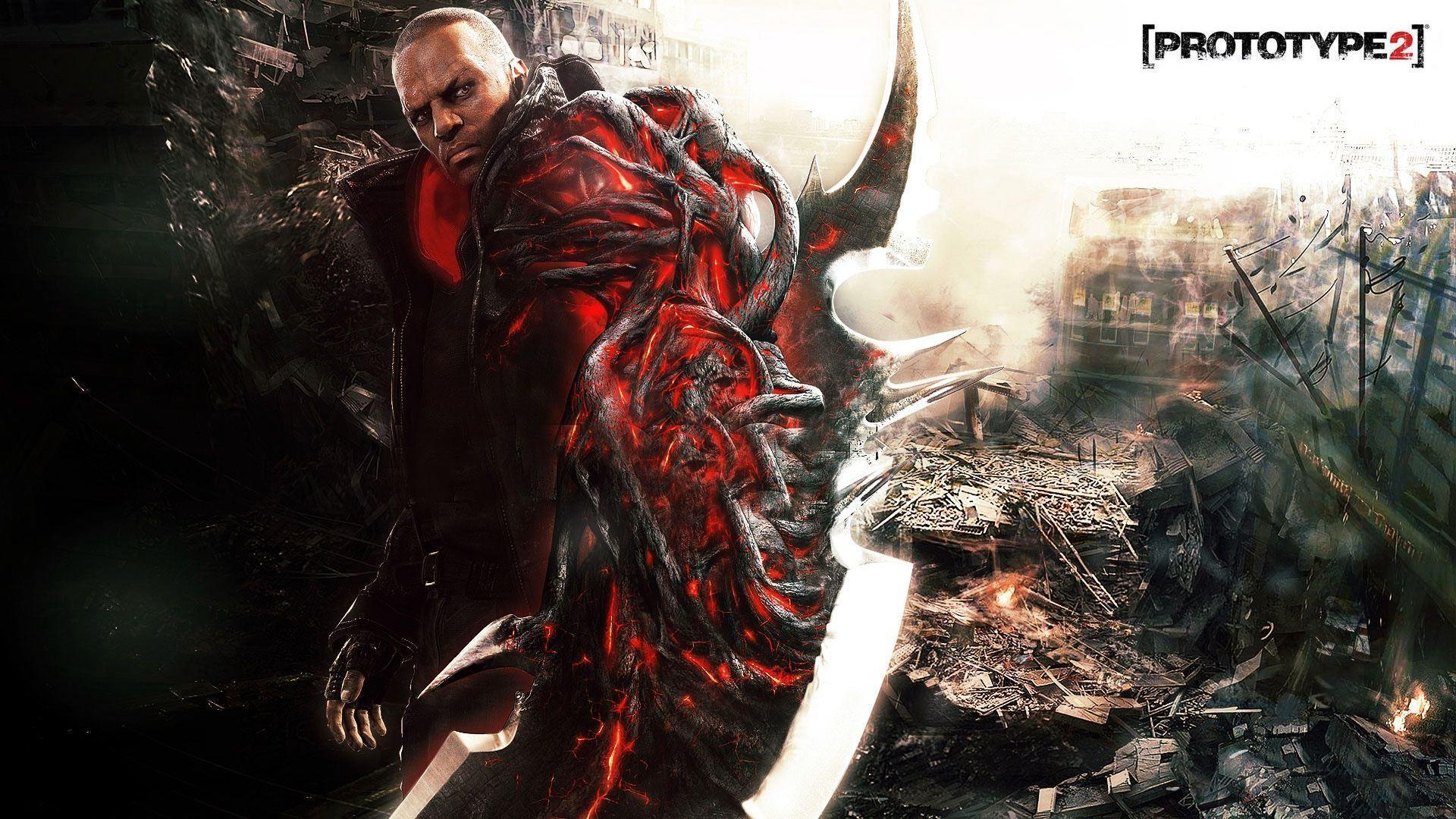 prototype 2 wallpapers - wallpaper cave
