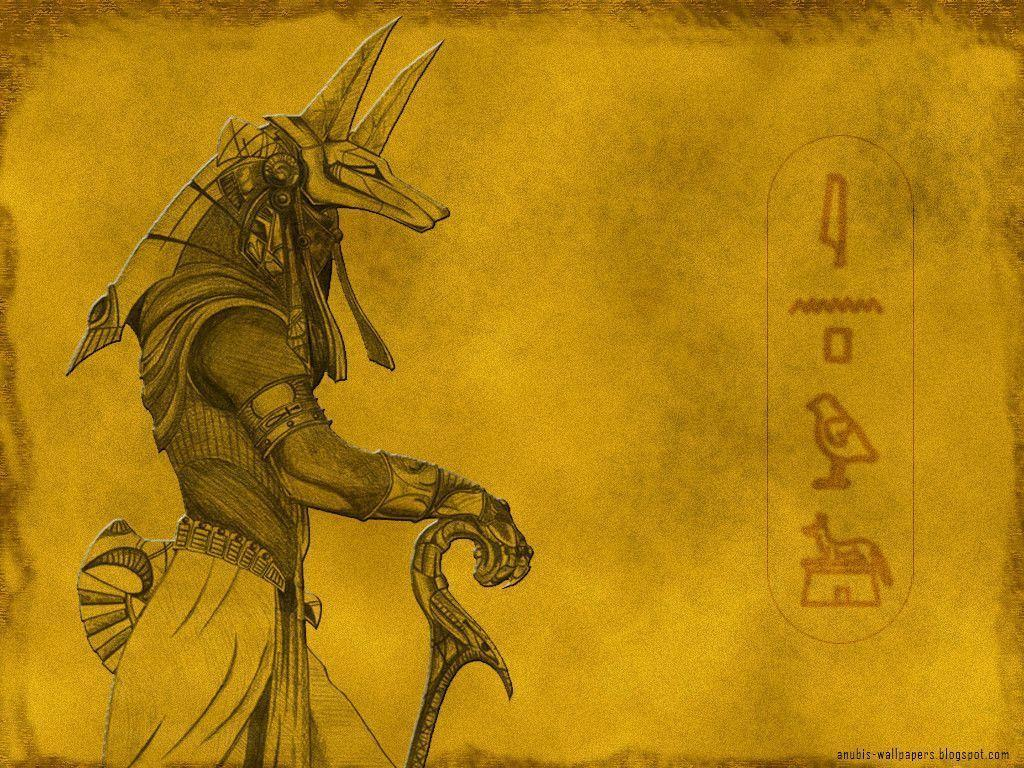 Anubis Wallpapers - Wallpaper Cave