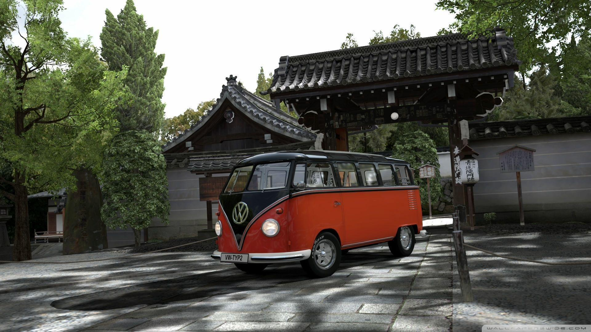 old vw buses wallpaper - photo #5