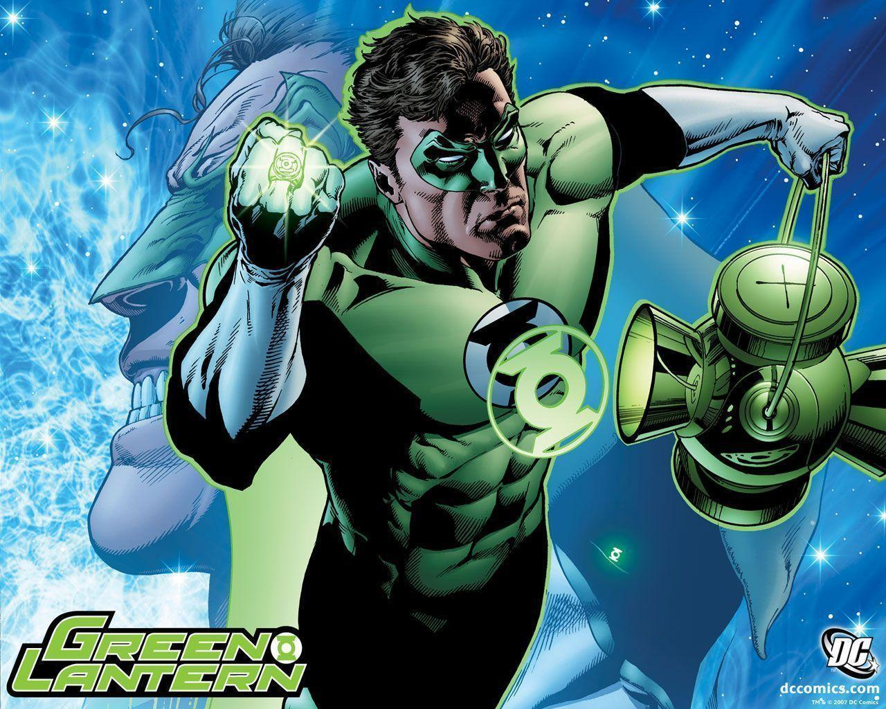 Check this out! our new Green Lantern wallpapers