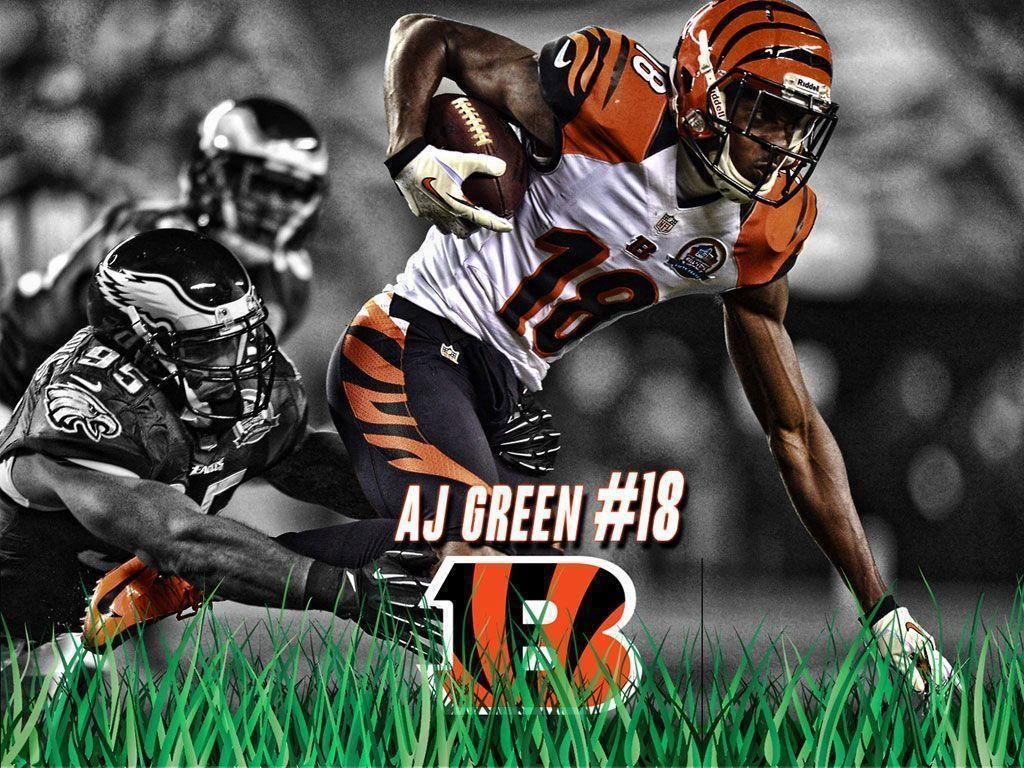 Awesome Nfl Rb Player Wallpapers: Bengals Wallpapers