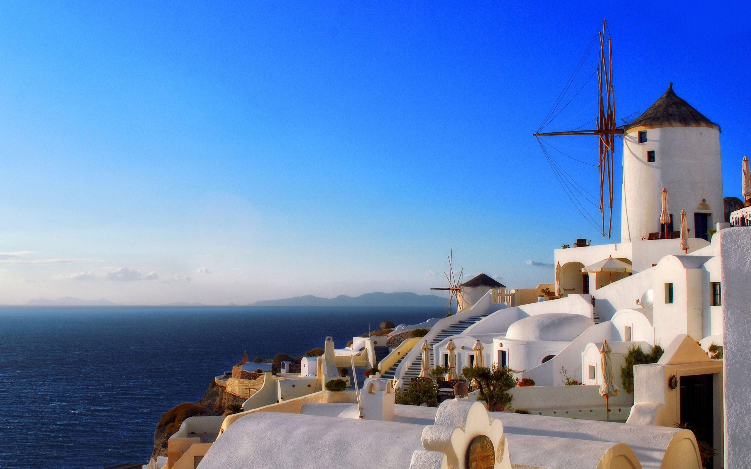 oia greece santorini wallpaper - photo #10