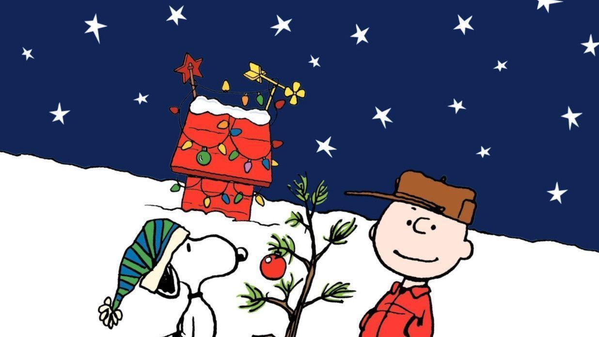 Snoopy Christmas Wallpaper - twoj doktor